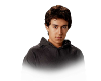 Tyson Houseman, 20, who portrays shape-shifting wolfpack member Quil Ateara.