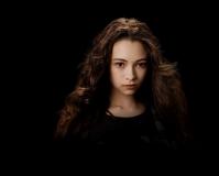 Jodelle Ferland, 15, who plays newbie vampire Bree Tanner.