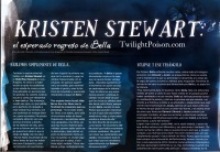 "15 a 20 Talks to Kristen Stewart: ""I Think I'll Go To College In The Future"""