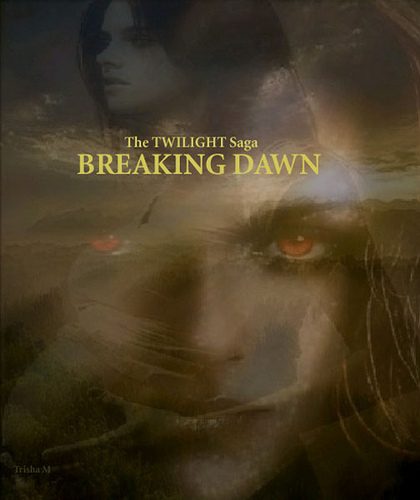 Breaking Dawn Fan Art