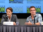 Twilight and True Blood Vamps Battle at Comic-Con