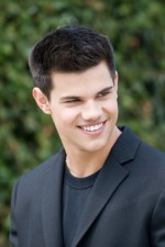 Lautner Stands Tall