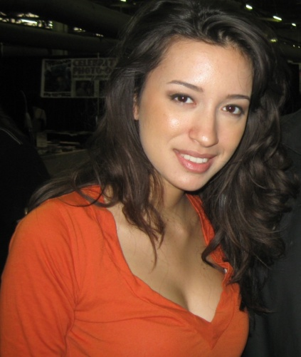 Twilight Saga Spotlights Human Actress Christian Serratos