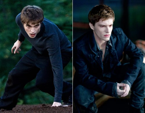 EW ~ 'Eclipse' costume trivia: Deleted scene, RPatz in karate pants, and KStew in a bikini??