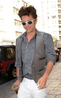 Eclipse hottie Jackson Rathbone in New York!