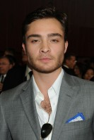 Ed Westwick Age: 23 Single? On again, off again, on again, off again... Apparently it's on at the moment with girlfriend Jessica Szohr, but we can't say for sure. See Him Next: Keep your eyes peeled for the new series of Gossip Girl, out this autumn.