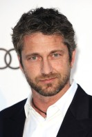 Gerard Butler Age: 40 Single? There are several ladies in the frame for the Scottish actor and 300 star Gerard Butler – including Bounty Hunter co-star Jennifer Aniston – but nothing's for certain. Keep dreaming! See Him Next: Starring alongside Ralph Fiennes in a film adaptation of Shakespearian tragedy Coriolanus, which is due to hit the big screen early 2011.