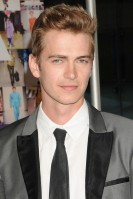 Hayden Christensen Age: 29 Single? The Star Wars star was dating OC actress Rachel Bilson until recently; the pair are rumoured to have split in June. See Him Next: Starring with Chris Brown in action crime thriller Takers, which is set for release later this year.