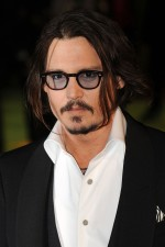 Johnny Depp Age: 47 Single? Nope. He's been married to long-time sweetheart, French singer and actress Vanessa Paradis, for almost 12 years. See him next: Looking hot alongside Angelina Jolie in French film The Tourist which is due out in2011. If you can't wait that long, catch him being a bit mad in The Rum Diary, out in November.