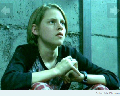 Tomboy haircut aside, Stewart's performance in Panic Room with Jodi Foster showed off her acting chops at the young age of 12. Foster had nothing but praise for her minicostar back then. And let's be real here, it's Kristen's performance that carries the Twilight franchise.