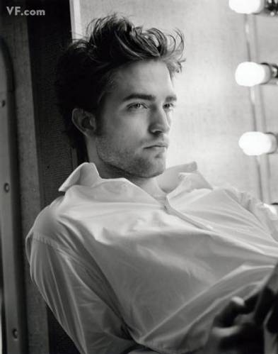 Rob's Interview on 'Paris Match'