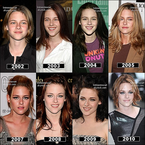 "Kristen always and forever ""bella"""